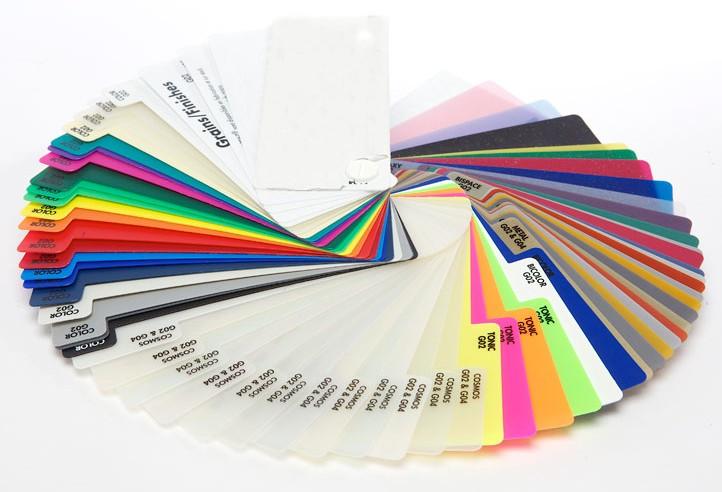 Simon-plastics - Polypropylène Opaque + Transparent